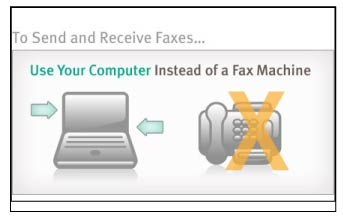 how to send a fax using fax2email